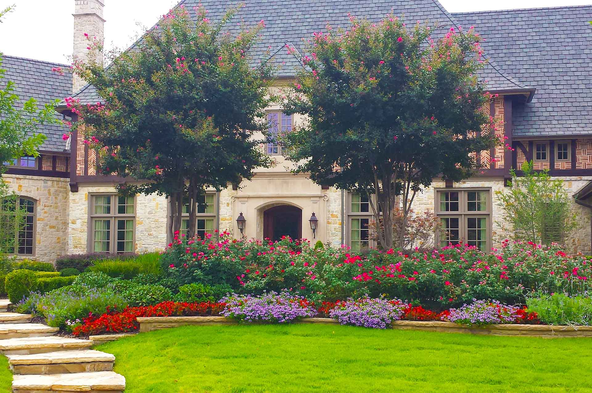 Best landscape design build firm dallas dfw southern for Land design landscaping
